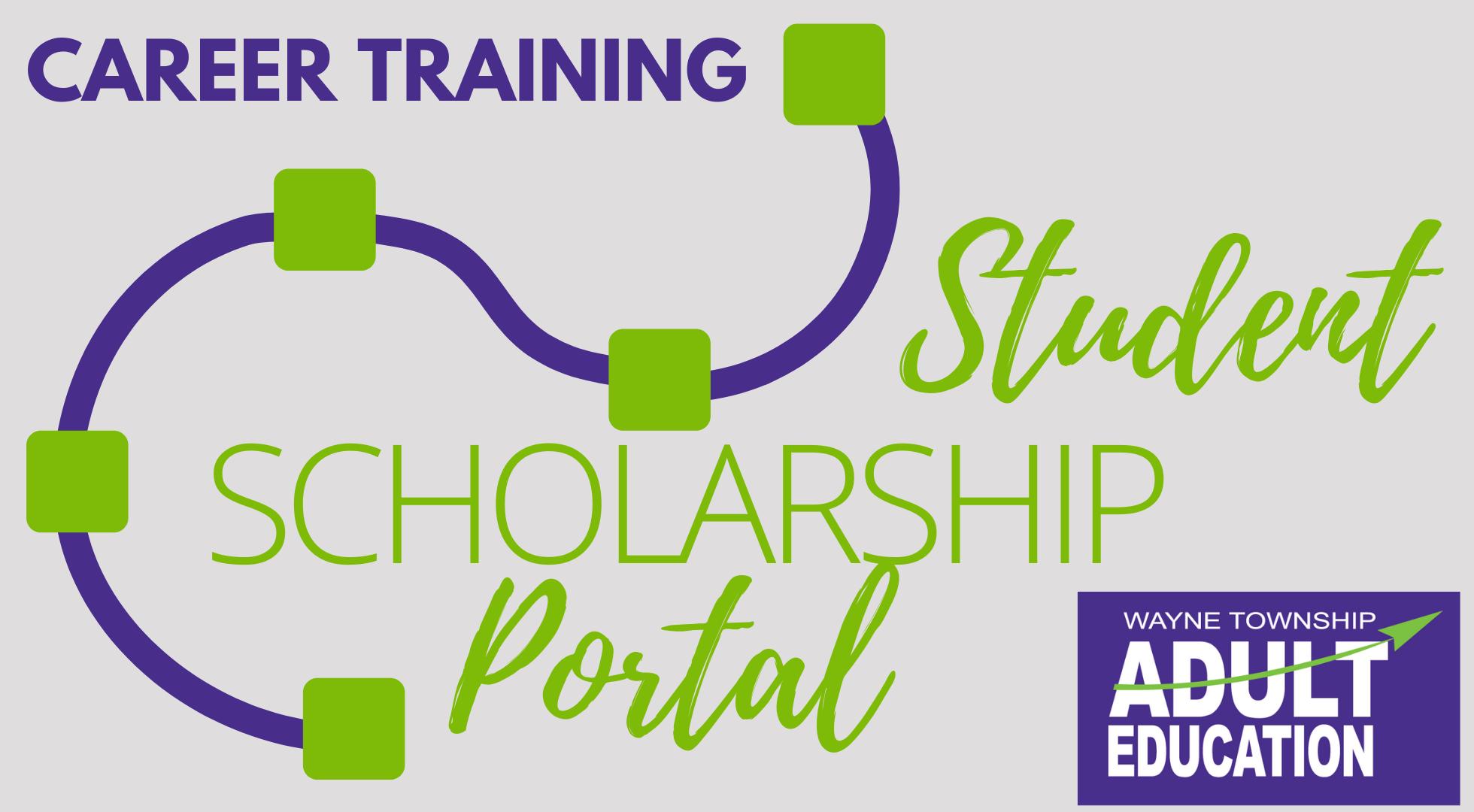 Career Training Student Scholarship Portal
