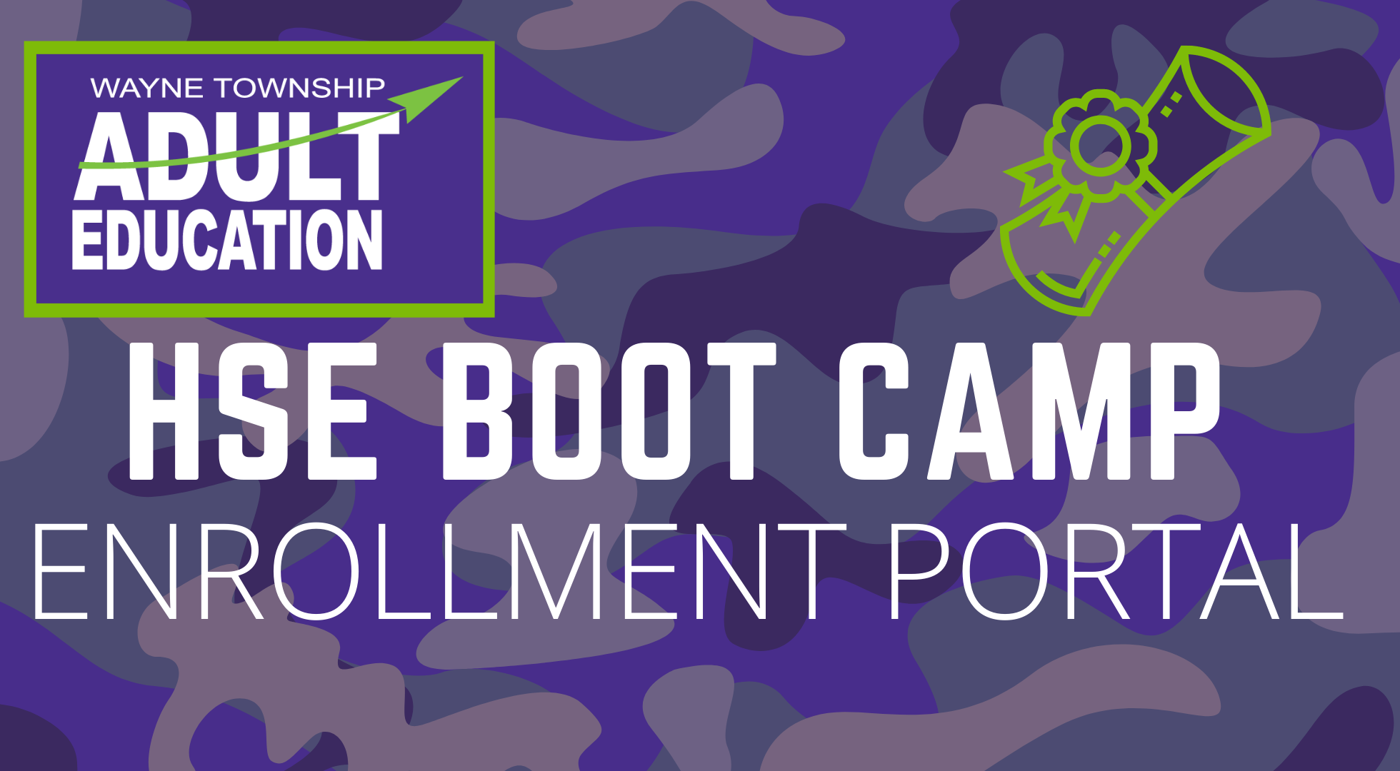 Boot Camp Enrollment Portal