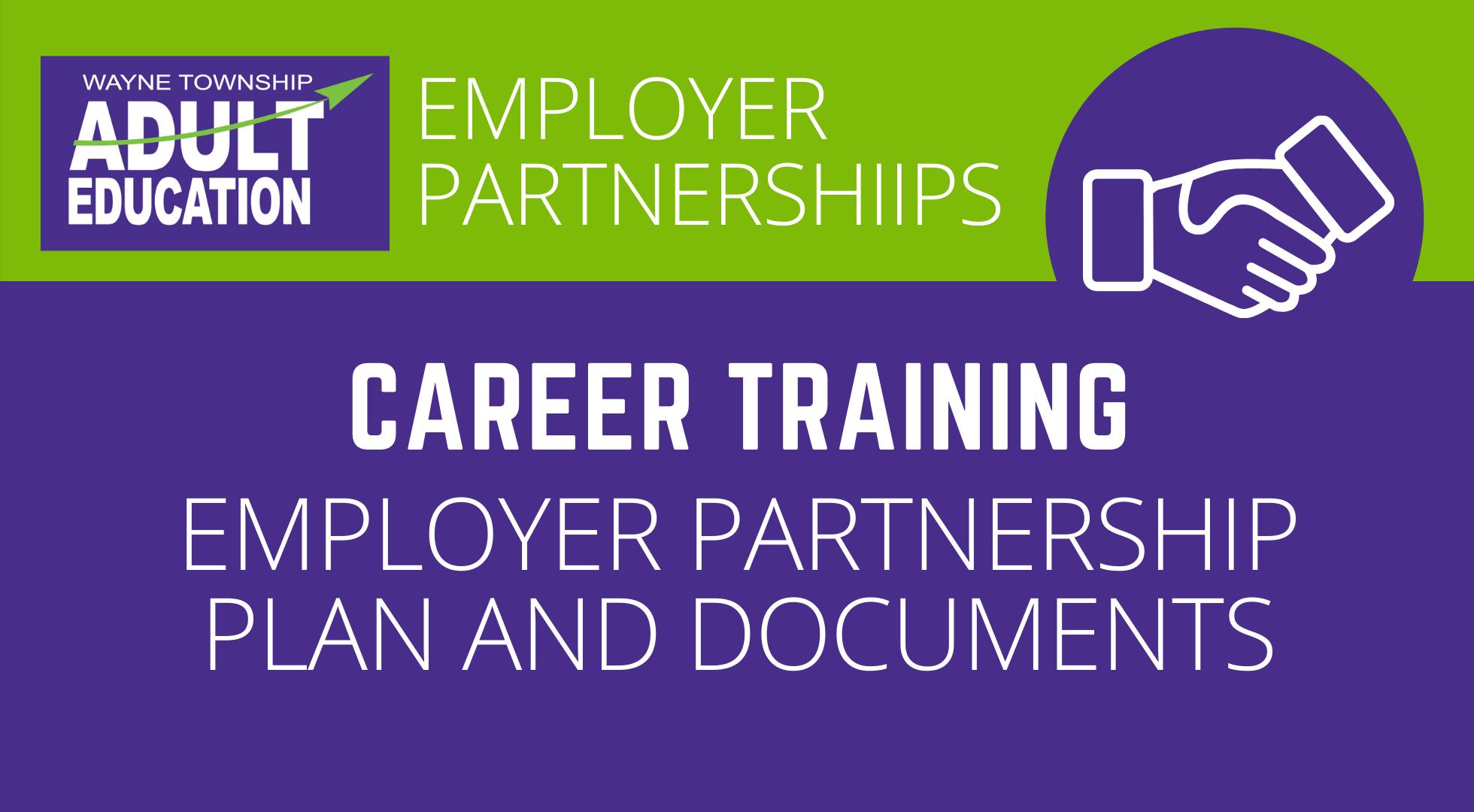 Employer Partnership Portal