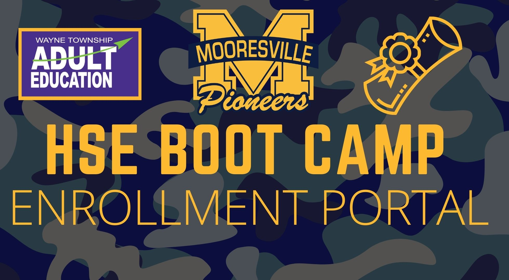 Mooresville Boot Camp Enrollment Portal