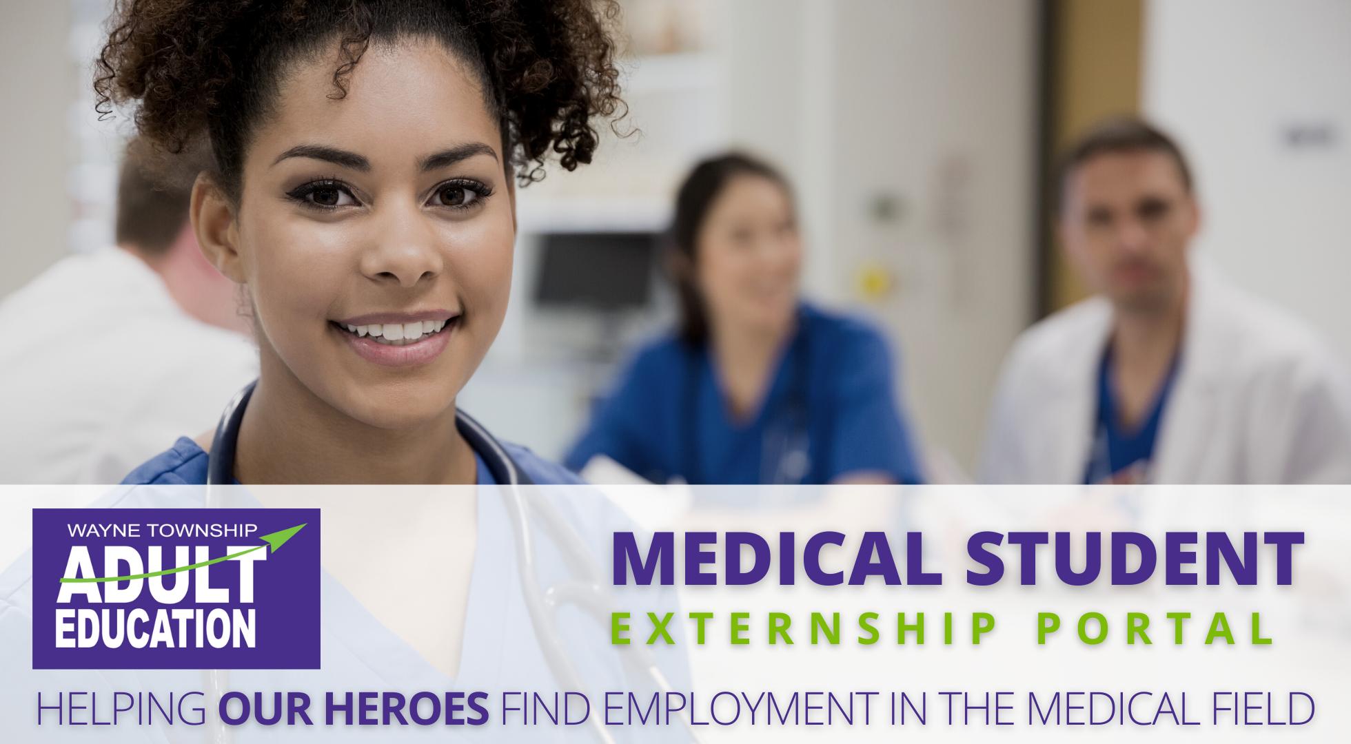Medical Student Externship Portal